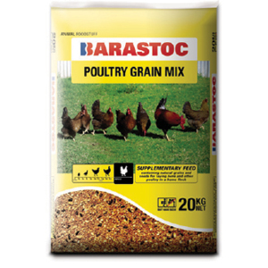 Barastoc Poultry Grain Mix
