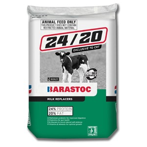 Barastoc 24/20 Calf Milk Replacer